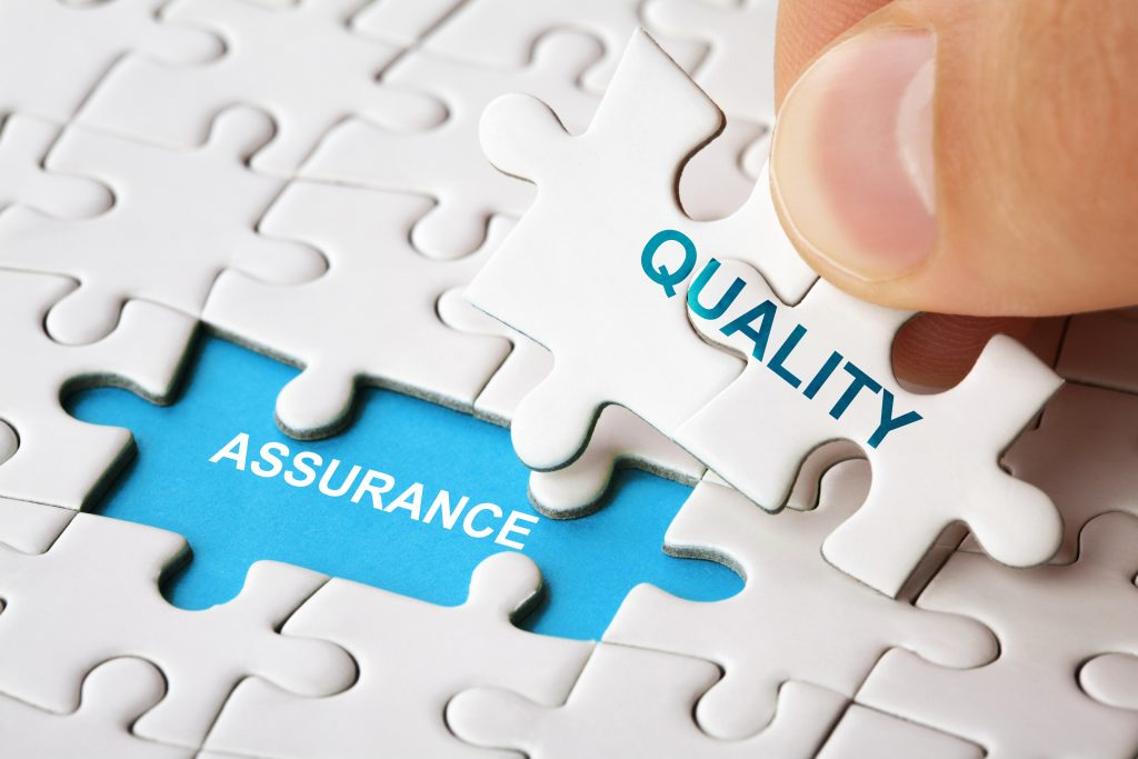 Quality Assured, Growth Assured